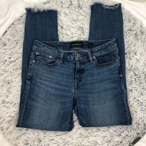 LUCKY BRAND Lolita skinny jeans 6/28